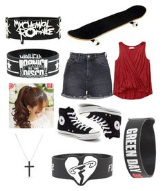 """""""Untitled #74"""" by fashion-master-4u on Polyvore featuring Topshop, Abercrombie & Fitch, Converse, Pin Show and David Yurman"""