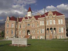 Utah Provo City Academy Square Library