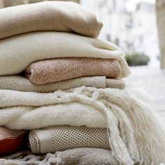 Sefte - socially & environmentally sustainable throws, pillows, children's products