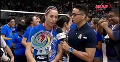 UAAP 77: Most Valuable Player Amy Ahomiro