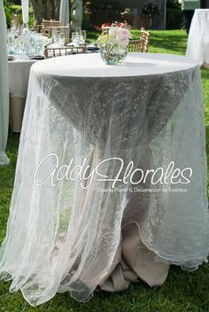 Estuardo & Denise's Wedding in Guatemala. Cocktail party after garden day ceremony. Decoration: Addy Florales Wedding Planner: Dream Events