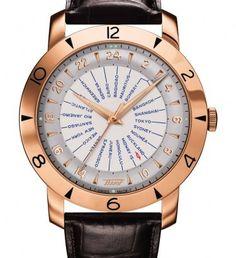 Tissot Navigator 18Krt goud , automaat, chronometer, limited edition 1000 stuks wereldwijd €6150,-  www.juweelco.nl