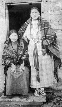S.CHEYENNE WOMEN , 1891