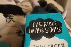 The Fault in our Stars...just loved this book!