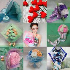 Nggak terasa sudah setahun berkarir di bidang ini. Alhamdulillah.. Semoga kedepannya bisa semakin sukses bisa melayani permintaan customer dengan pelayanan yg baik dan kualitas yg terus meningkat. Selamat tahun baru 2016. #happynewyear2016 #2015bestnineinstagram #feltflowers #feltflower #handmade #handbouquet #bouquet #valentineday #kadovalentine #valentine2016 #semarang #felt #mawar #rose #wisuda #kadounik #wedding #kadoultah #birthday #weddingbouquet #egloryproject #kadounik #kadopacar…