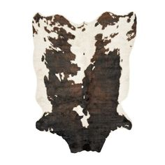 Lend a rustic feel to your urban dwellings with the dulce de leche Faux Cow Hide Rug. Its contemporary western aesthetic coordinates with classic or contemporary décor. A great accent to any room or us...  Find the Faux Cow Hide Rug in Dulce de Leche, as seen in the The Vintage Mercantile Collection at http://dotandbo.com/collections/the-vintage-mercantile?utm_source=pinterest&utm_medium=organic&db_sku=LOI0049-628