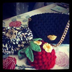Crochet bags IRIDESIGNS