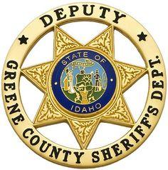 Greene county Sheriff ID