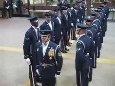 b1058ec44cd6c Air Force Honor Guard Drill Team Military Humor, Military Service, Us  Military, Drill