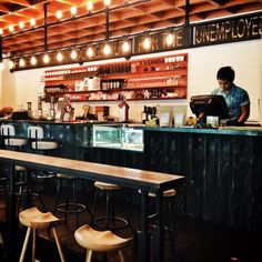Common Man Coffee Roasters in Singapore