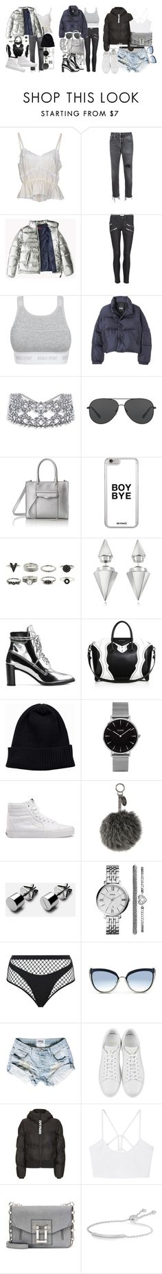 """""""NEW BLOGPOST ON victoriainspires.blogspot.com"""" by victoriamk ❤ liked on Polyvore featuring Dolce&Gabbana, RE/DONE, Anine Bing, Bonds, Y-3, Michael Kors, Rebecca Minkoff, Vita Fede, Stuart Weitzman and Givenchy"""