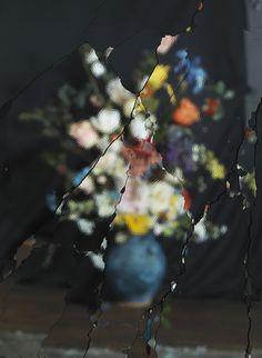 Ori Gersht, 'On Reflection, Material E07 (After J. Brueghel the Elder),' 2014, CRG Gallery