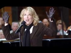 Bette Midler & The Manhattan Transfer - UP, UP, UP (HQ Audio)