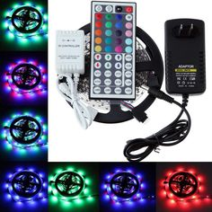 Led Light Strips Walmart Casung Car Interior Atmosphere Neon Lights Strip 4X12 Led Rgb Strip