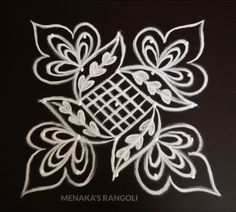 Rangoli Designs Latest, Rangoli Designs Images, Rangoli Designs Diwali, Rangoli Ideas, Beautiful Rangoli Designs, Simple Rangoli Kolam, Rangoli Borders, Rangoli Border Designs, Kolam Rangoli