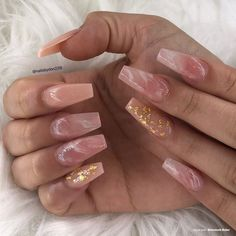 """She brought in a picture and I said """"I'll try my best"""". Really that's all I can do, I can't promise it's gonna be exactly the same.But I can promise you , I'll try my best. Drip Nails, Aycrlic Nails, Cute Nails, Pretty Nails, Hair And Nails, Stiletto Nails, Summer Acrylic Nails, Best Acrylic Nails, Acrylic Nail Designs"""