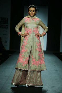 Wills India Fashion Week Autumn Winter 2014: Trousseau Inspirations