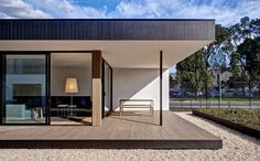 simplicity love: Brooklyn display suite, Australia | Modscape