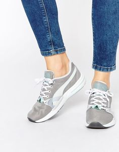Reebok Classic Leather Matte Shine Trainers Grey: Amazon.co