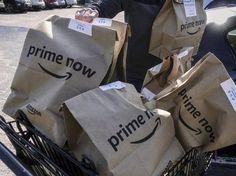 Amazon consegnerà autonomamente i pacchi!! Grosso vantaggio per l'ecommerce...