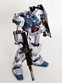 MG 1/100 RGM-96X Jesta - Painted Build