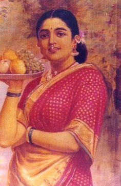 Genius of Raja Ravi Varma