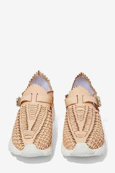 Jeffrey Campbell Meander Leather Sneaker - Sale: 30% Off | Sneakers