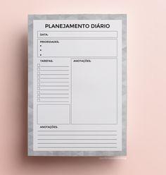 planner diário, planner diary, planner, planejamento diário download, planejamento imprimir, planner 2017, planejamento planner, insert planner, freebie, printable