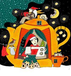 Petya Konstantinova. Christmas mood