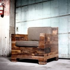 1000 images about wood furniture on pinterest rustic for Reclaimed wood furniture los angeles