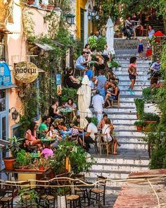 Plaka in Athens 🇬🇷