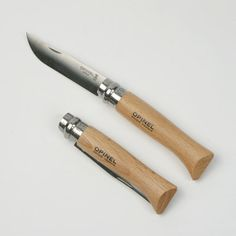 or do i like this pocket knife better? as a gift for the husband. I like the story and history...