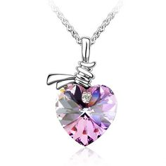 Must-Have Heart Pendant Necklace