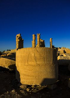 The Big Soleb Temple Built By Amenophis Iii, Soleb, Sudan | Flickr - Photo Sharing!