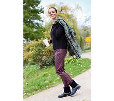 Pulovr se zipem vzadu | modino.cz #modino_cz #modino_style #style #fashion #newseason #autumn #fall Jackets, Fashion, Down Jackets, Moda, Fashion Styles, Fashion Illustrations, Jacket
