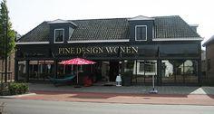 Pine Design Wonen  Zuidlaren, verlengde stationsweg 8-10