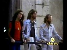 Bee Gees ♫ Stayin' Alive [High Quality]