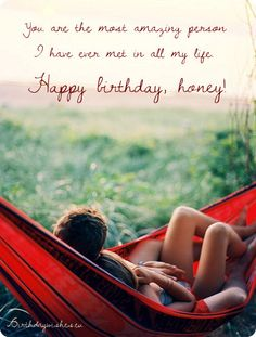 Trendy Birthday Greetings For Husband Romantic Boyfriends Ideas Birthday Greetings For Boyfriend, Birthday Wishes For Girlfriend, Birthday Wishes Funny, Husband Birthday, Boyfriend Birthday, Birthday Quotes, Happy B Day, Happy Weekend, Teenager Stocking Stuffers