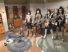 MAD Tv with KISS