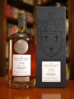 The Auchroisk 17 Year 1996 Single Malt Scotch Whisky from The Exclusive Casks