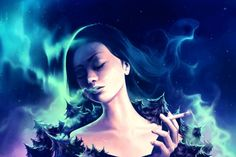 Latest Art by Cyril Rolando
