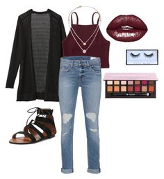 """Untitled #22"" by alyssa810hammer on Polyvore featuring Athleta, Aéropostale, rag & bone, Michael Kors, Anastasia Beverly Hills and Huda Beauty"