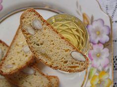Vanilla & Almond Biscotti