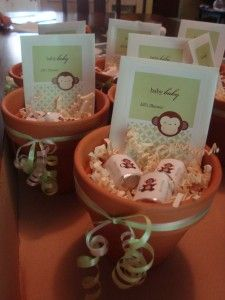 seed packet baby shower favors from mushbrain