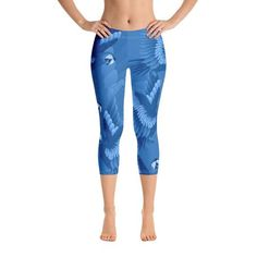 Capris & Crops – For Her Fitness Cute Workout Outfits, Workout Wear, Workout Tops, Capri Leggings, Women's Leggings, Slimming Patch, Fitness Wear Women, Gym Clothes Women, Spandex Material