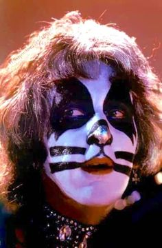 Peter Criss-Kiss........ I Love It Loud, Kiss Me Love, Paul Stanley, Gene Simmons, Sofia Carson, Vinnie Vincent, Eric Carr, Peter Criss, Vintage Kiss