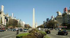 Obelisco - Buenos Aires, Buenos Aires