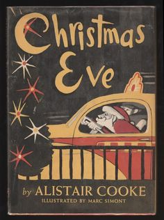 Christmas Eve by Alistair Cooke; Illustrated by Marc Simont