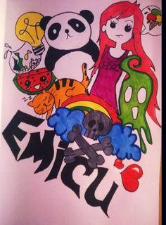 Emi's doodle