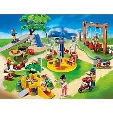 Playmobil - Parc de jeux pour enfants (5024)